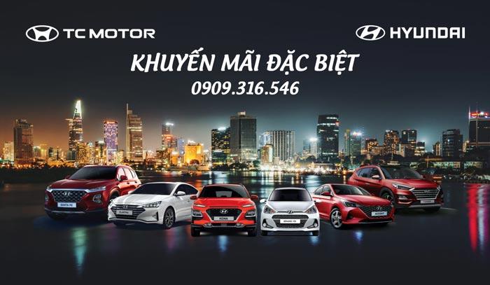 Khuyến mãi Hyundai